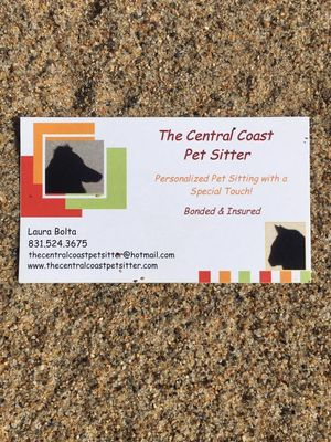 Avatar for The Central Coast Pet Sitter