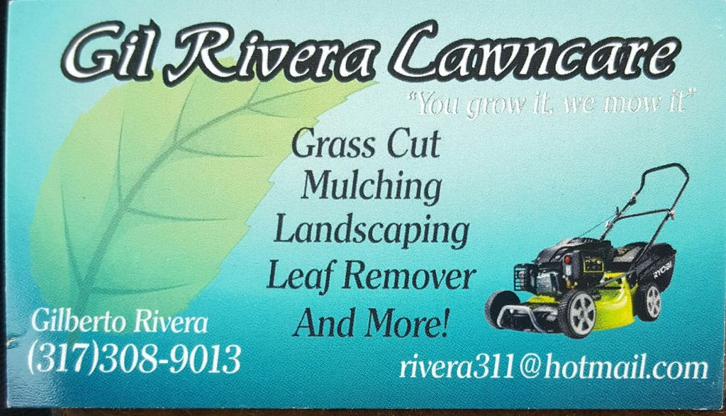 Gil Rivera Lawn care