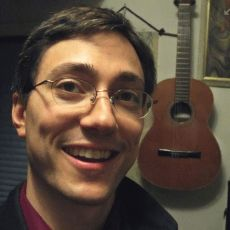 Aaron Wolf, guitar lessons & music science