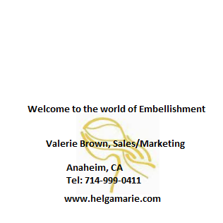 Avatar for HelgaMarie Custom Embroidery Anaheim, CA Thumbtack