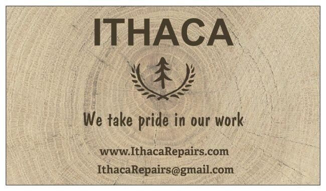 ITHACA painting & repair services LLC