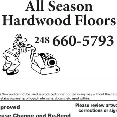 Avatar for All Season Hardwood Floors Oakland, MI Thumbtack