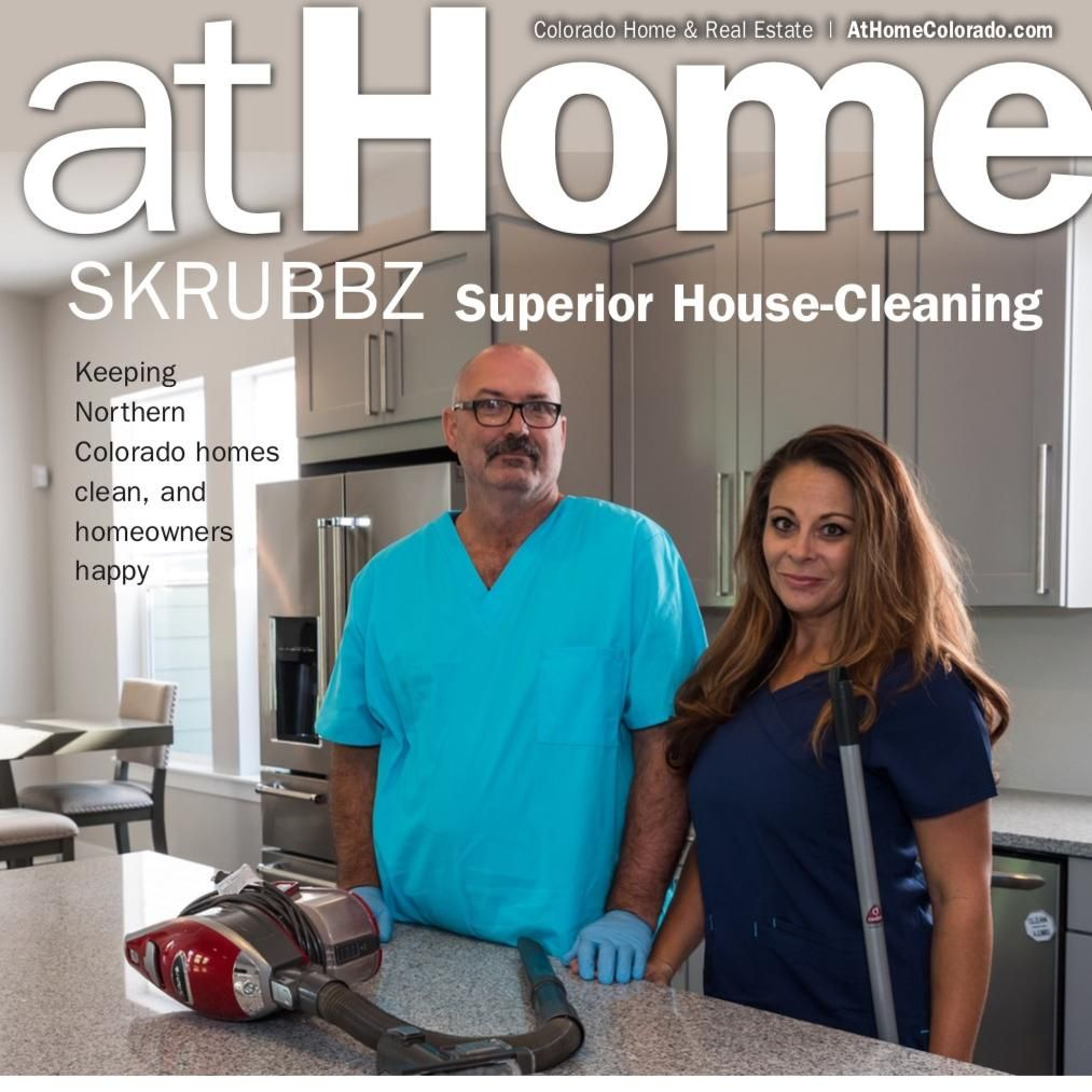 SKRUBBZ Cleaning & Home Services