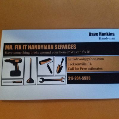 Avatar for Hankins Drywall & Painting Jacksonville, IL Thumbtack