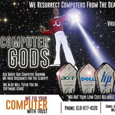 Avatar for Computer Gods Saint Louis, MO Thumbtack