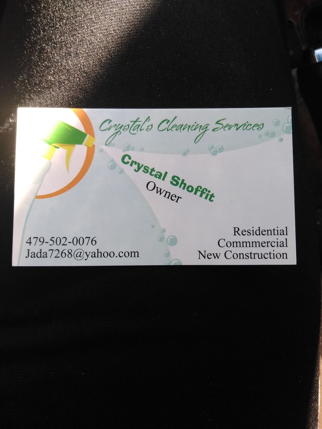 Crystal's Cleaning Services
