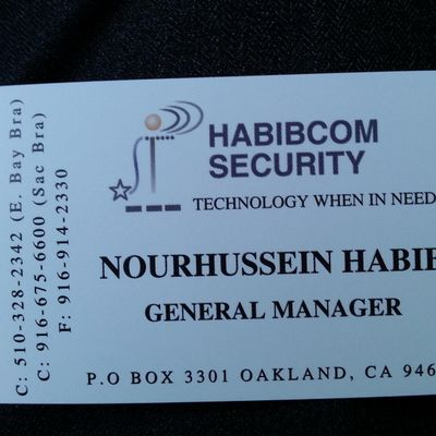 Avatar for Habibcom Security
