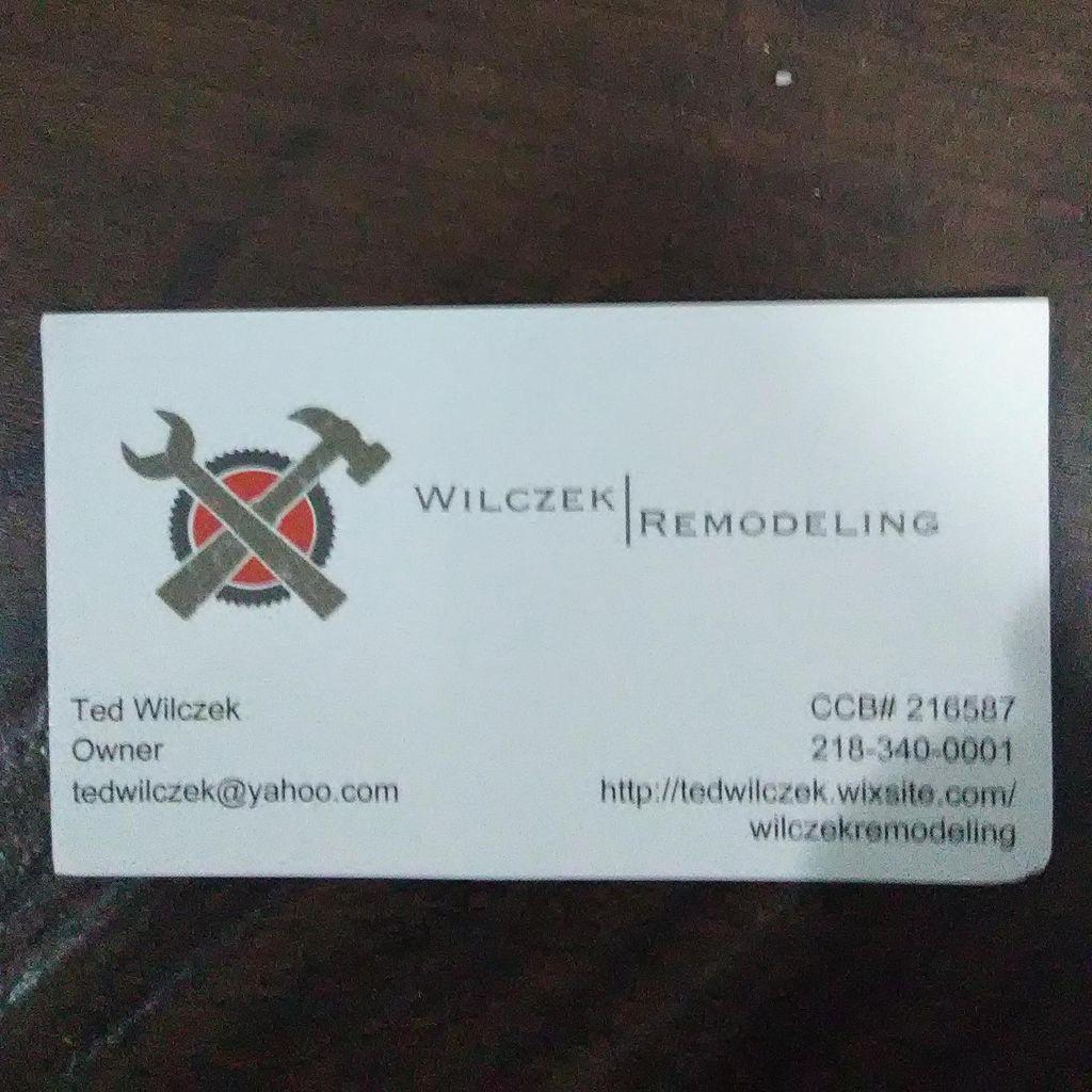 Wilczek Remodeling