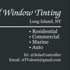 Avatar for Solar Control Window Tinting Medford, NY Thumbtack