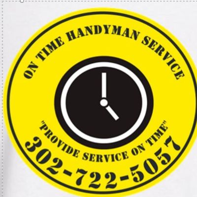 Avatar for On Time Handyman Service Newark, DE Thumbtack