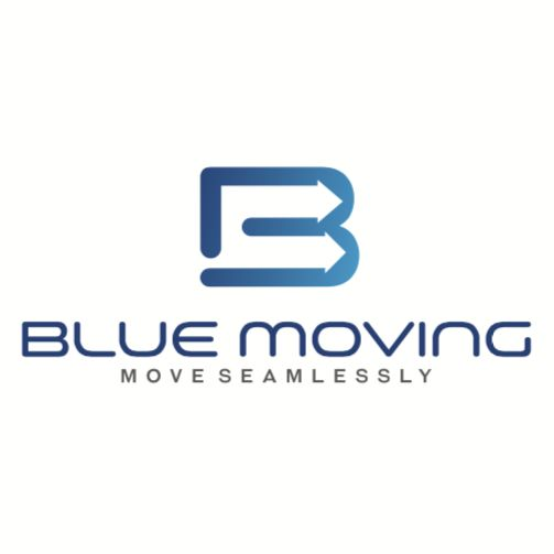 Blue Moving
