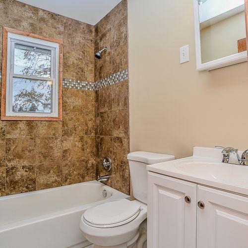 All New Bathroom