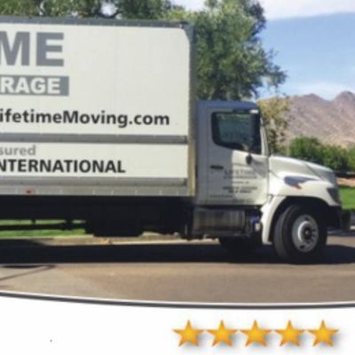 Avatar for Lifetime Moving & Storage Phoenix, AZ Thumbtack