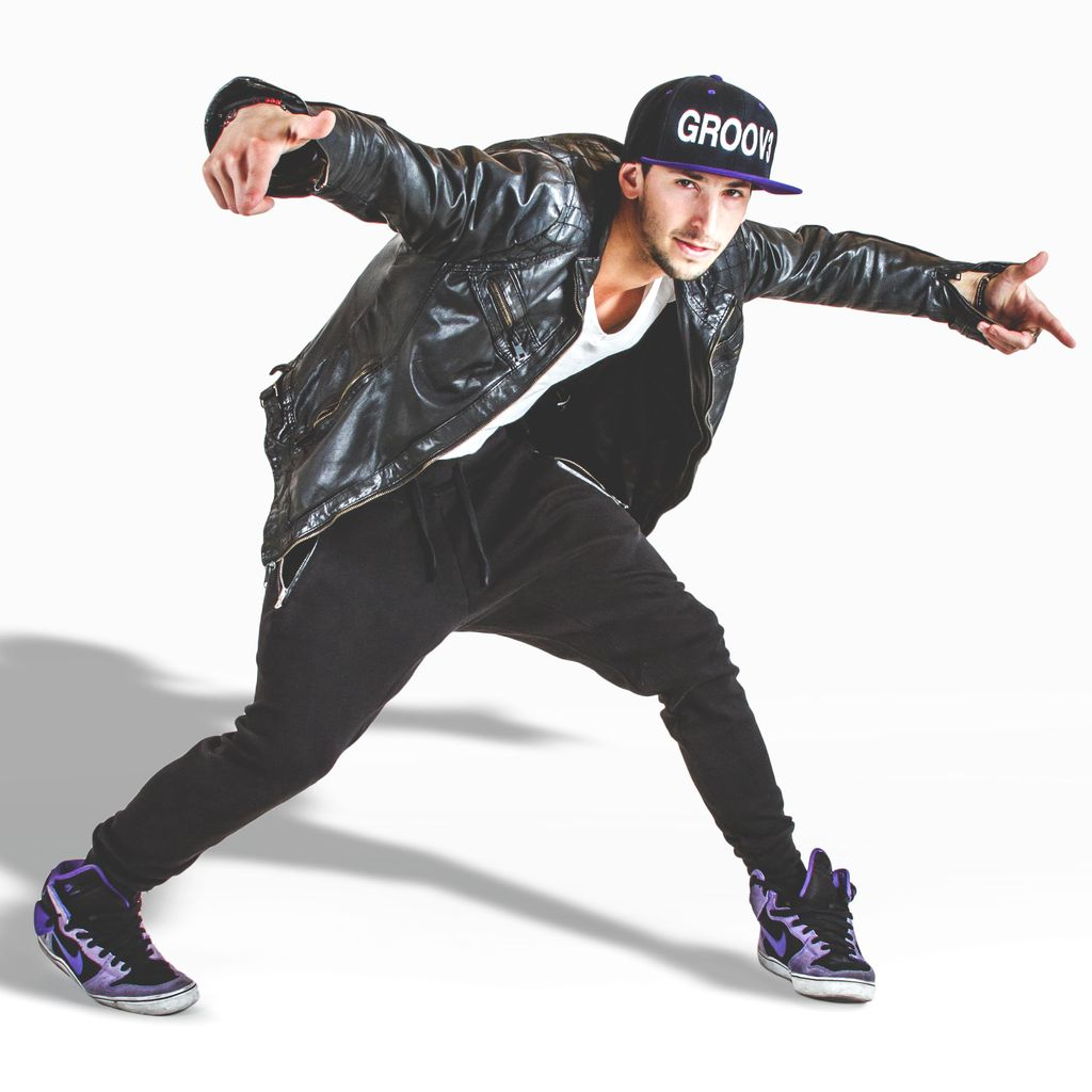 Sam Allen Online Hip-Hop Dance Lessons