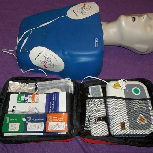 AED Placement
