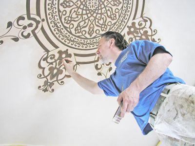 Avatar for BOGUE ART STUDIOS Murals & Decorative Painting.