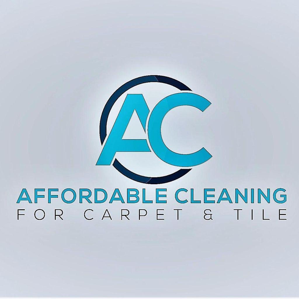 Affordable Cleaning for Carpet & Tile
