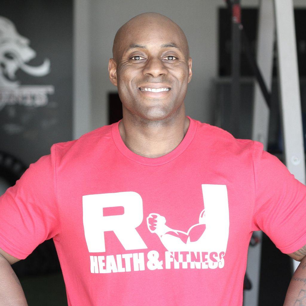 Rj Health & Fitness