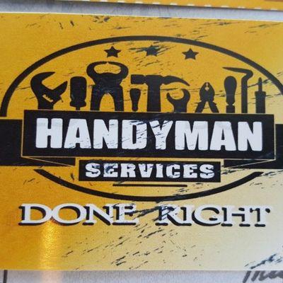 Avatar for Done Right Handyman Service LLC