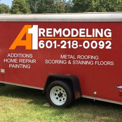 Avatar for A-1 remodeling Vicksburg, MS Thumbtack