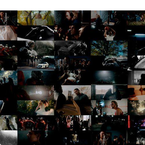video screen shots