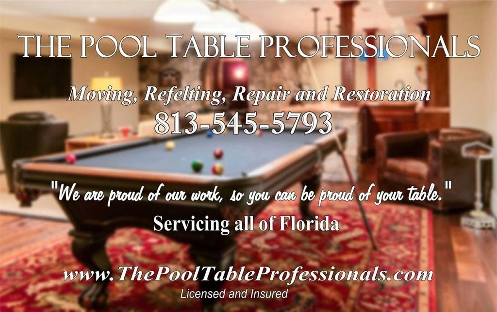 The Pool Table Professionals