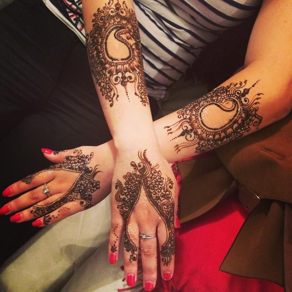 Exclusive Henna Designs
