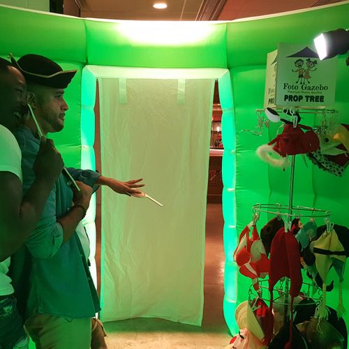 Our Octo-Booth