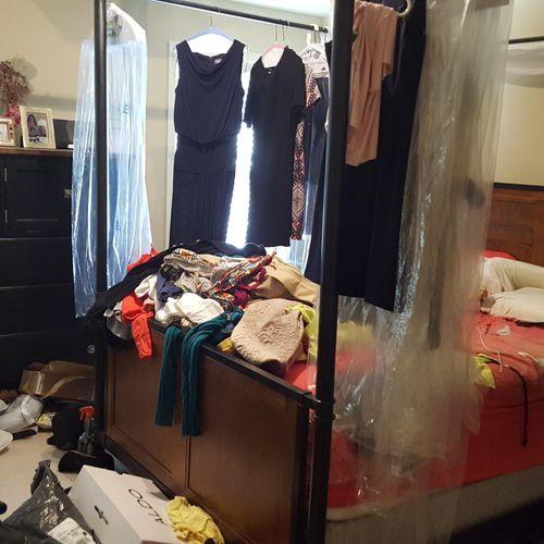 Bedroom 1 (before)