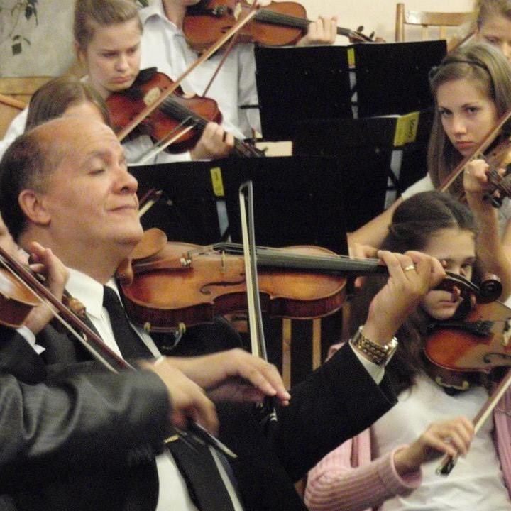 Wayman McCoy Violin Performer and Instructor