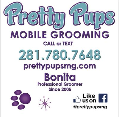 Avatar for Pretty Pups Mobile Dog Grooming
