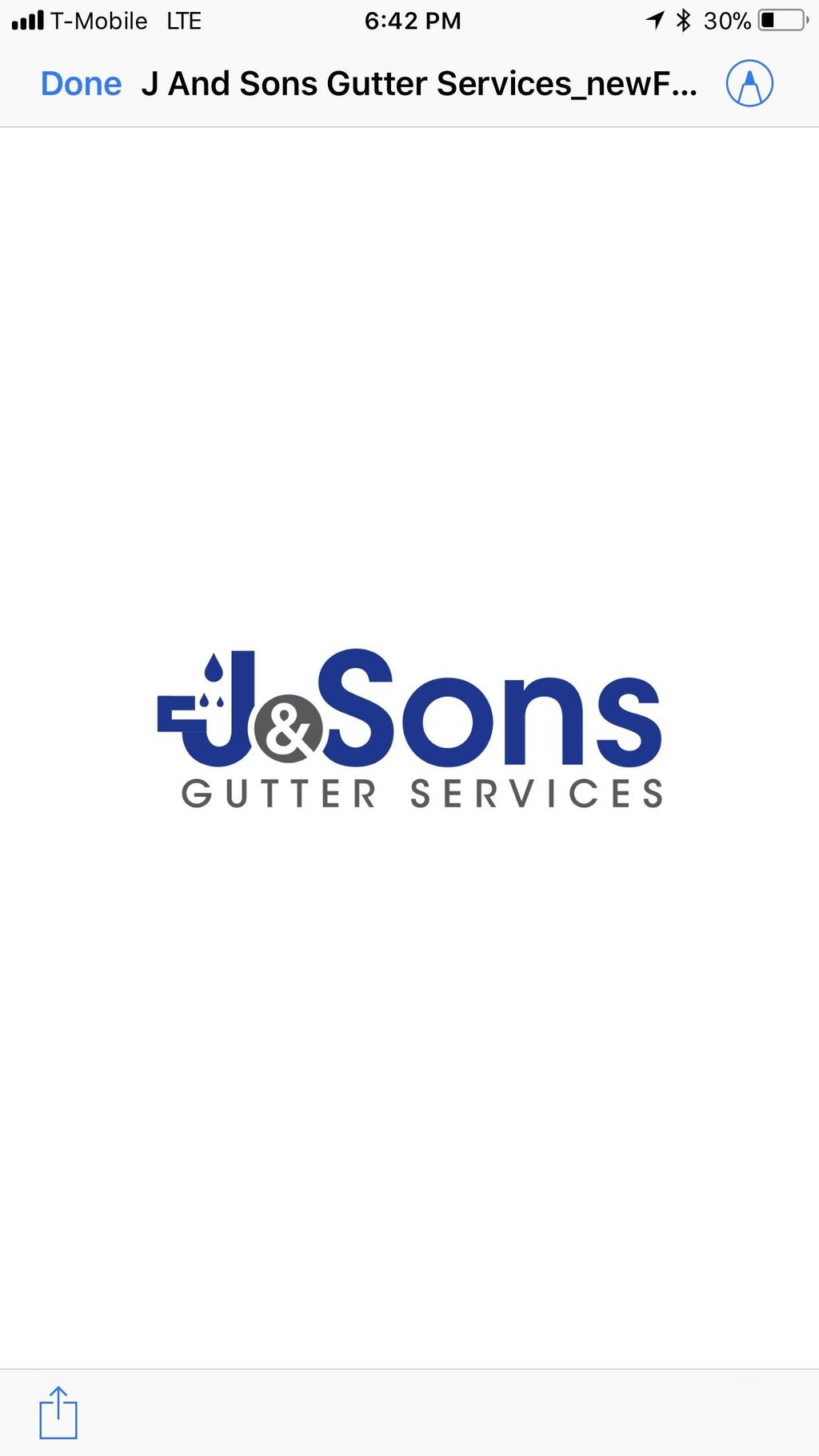 J And Sons Gutter Services