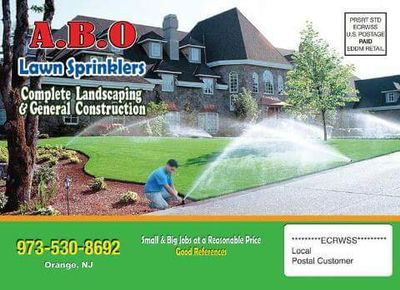 Avatar for A.B.O Lawn Sprinkles Complete Landscaping & General Construction Orange, NJ Thumbtack