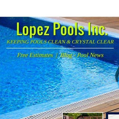 Avatar for Lopez Pools Inc. Newark, CA Thumbtack