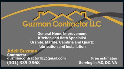 Avatar for Guzman Contractor Temple Hills, MD Thumbtack