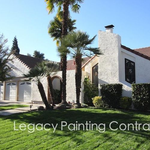 Exterior House Painting in San Ramon, CA
