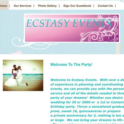 Avatar for Ecstasy Events LLC