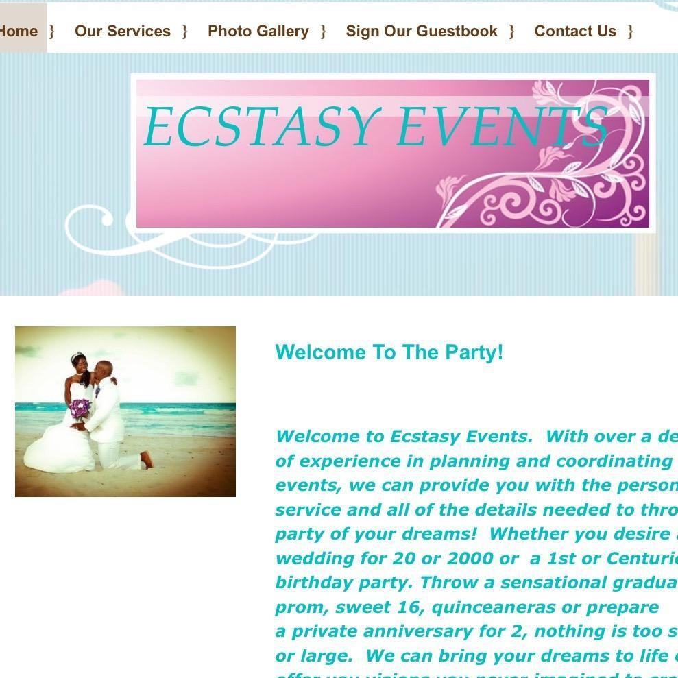 Ecstasy Events LLC