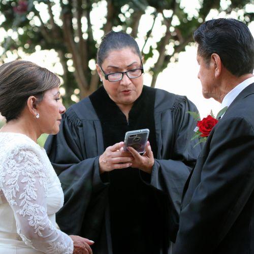 Mr. and Mrs. Pagaza