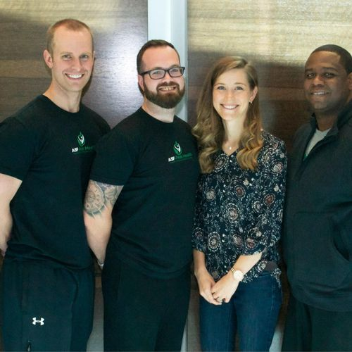 The Always Strong Fitness and ASF-Peak Health Team