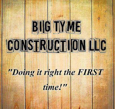 Avatar for Big Tyme Construction Houston, TX Thumbtack