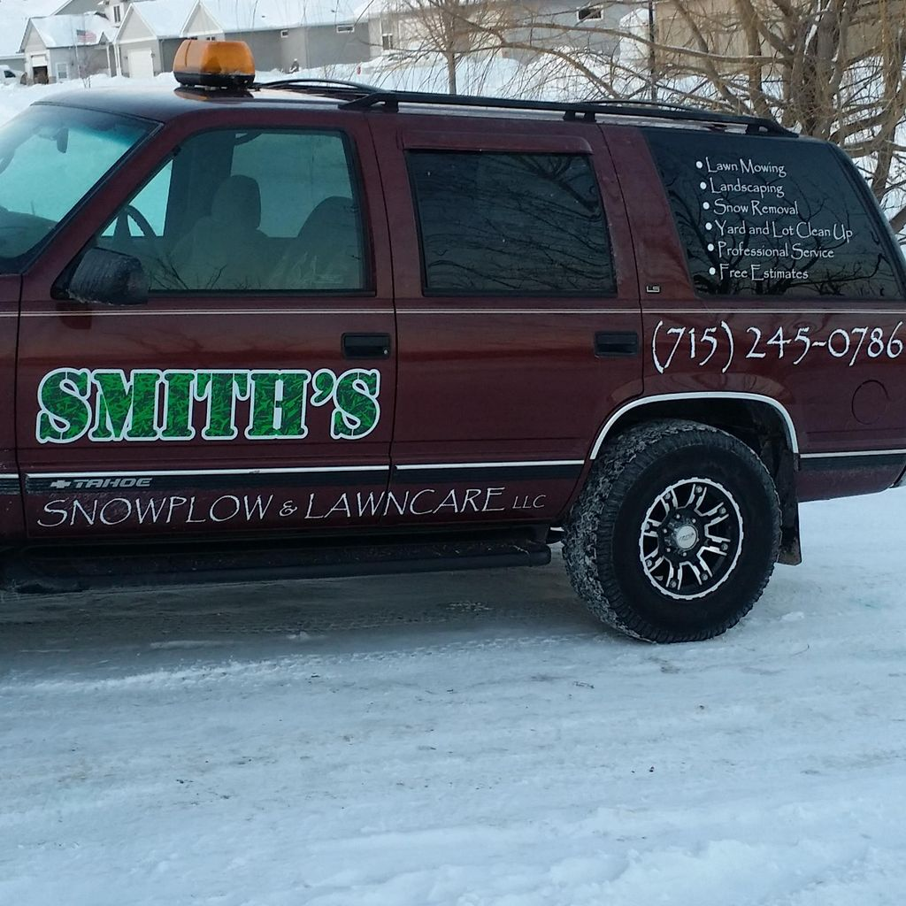 Smith's Snow Plow & Lawn Care LLC