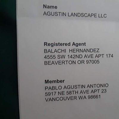 Avatar for Agustin Landscape LLC Vancouver, WA Thumbtack