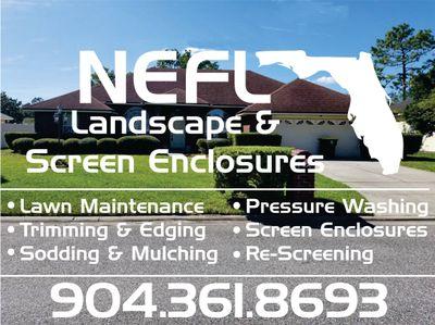 Avatar for Nefl Landscape and Screenenclouser