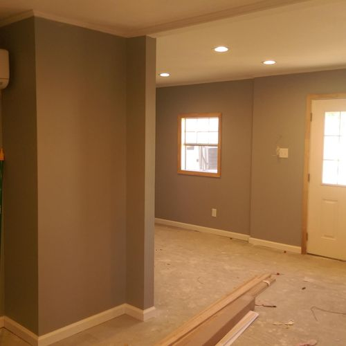 Drywall and Trim