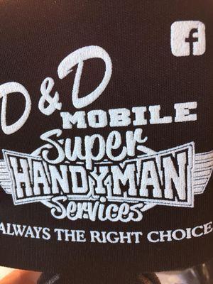Avatar for D&D Mobile Super Handyman Services Duson, LA Thumbtack