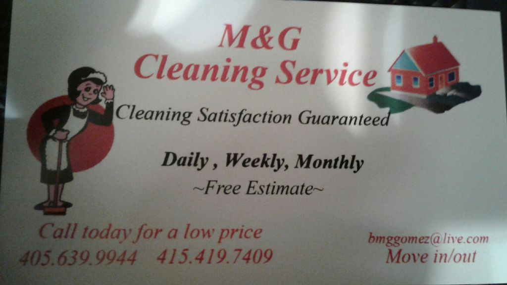 M&G cleaning  Services