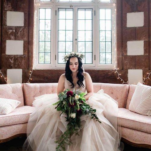 Bridal makeup. Photography by Christian Napolitano Photo