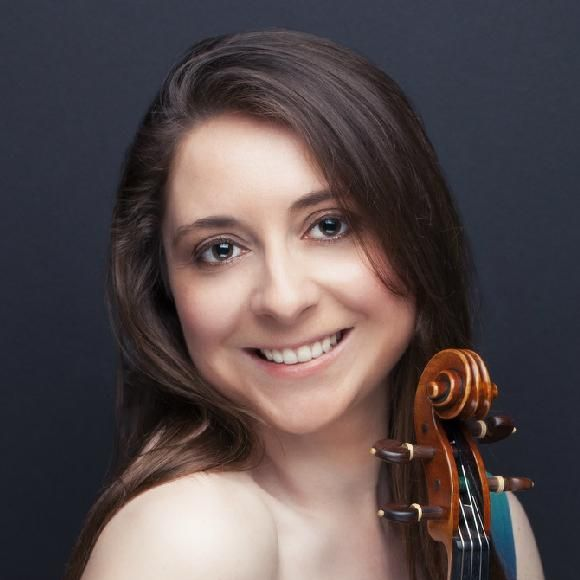Violin Lessons with Agnieszka