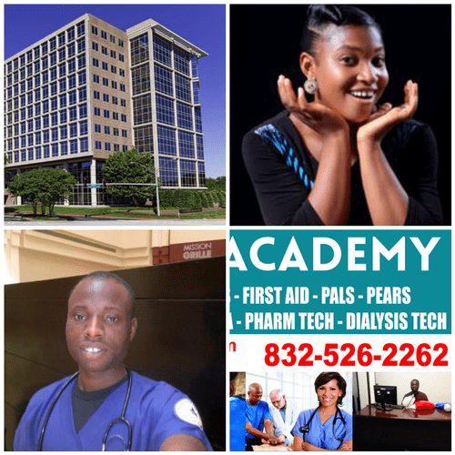 CGM Academy CPR First Aid ACLS training site